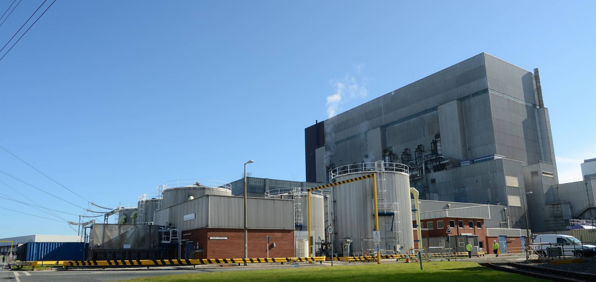 Heysham power plant