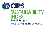 Like Technologies is a CIPS Sustainability Index Supplier