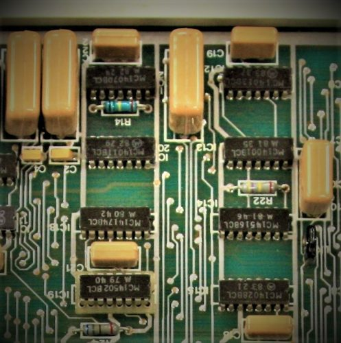 Electech is the name given to the innovative industry sector producing the electronics and electrical hardware which is essential for the existence of technology.
